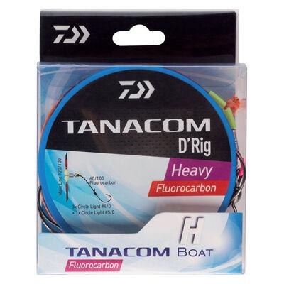 Montage tanacom pêche profonde heavy - Montages / Hameçons   Pacific Pêche