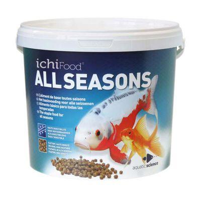 Aliment ichifood all season 2-3mm - Alimentation et soin du poisson | Pacific Pêche