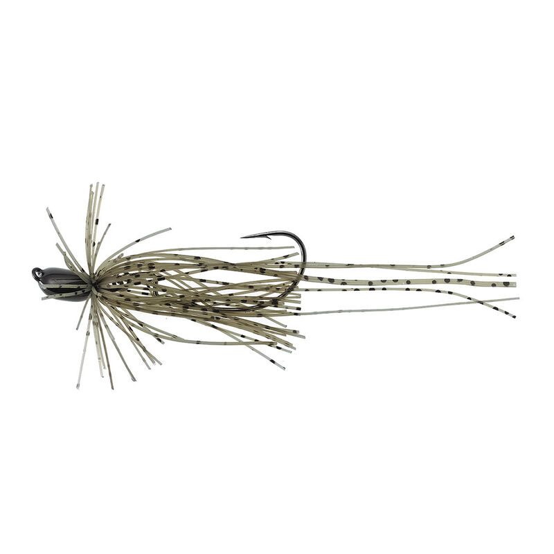 Rubber jig carnassier tiemco pdl bait finesse jig evo 10g - Leurres jig | Pacific Pêche