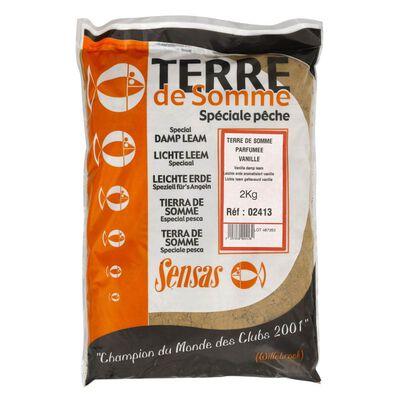 Terre de somme sensas vanille 2kg - Amorces | Pacific Pêche