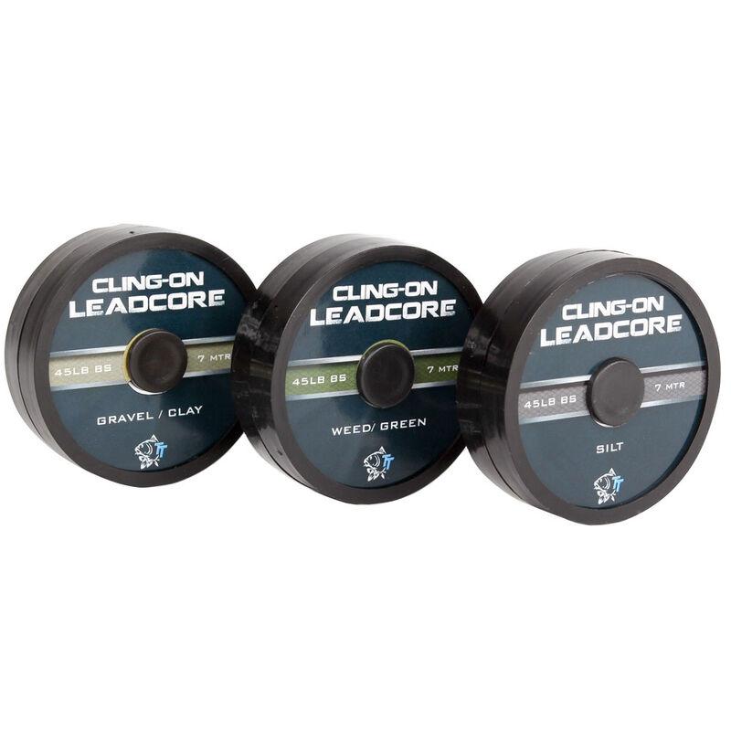 Leadcore carpe nash cling-on leadcore 45lbs 7m - Leadcore   Pacific Pêche