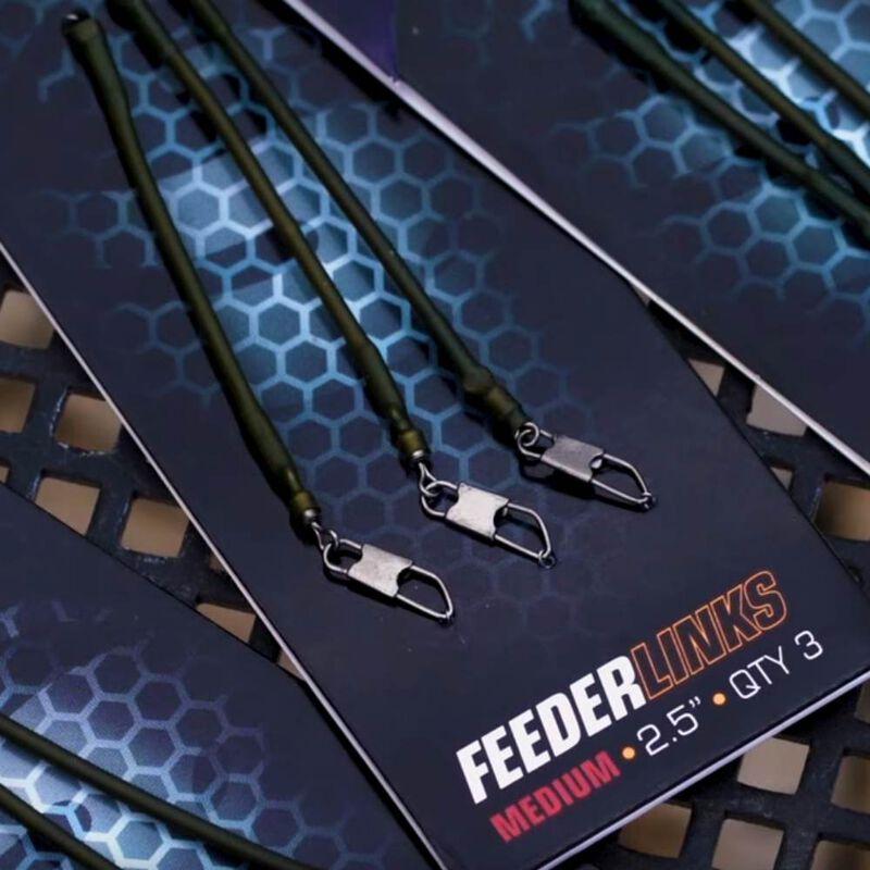 Potences coulissantes feeder link guru - Emerillons / Agrafes / Perles | Pacific Pêche