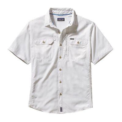 Chemise patagonia men's sol patrol 2 shirt white (blanc) - Chemises | Pacific Pêche