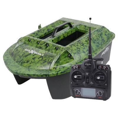 Bateau amorceur carpe anatec maxboat ivy + devo7 - batteries lithium - Bateaux Amorceurs | Pacific Pêche