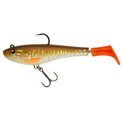 Leurre souple shad carnassier biwaa spinjet 130 13cm 31g - Shads | Pacific Pêche