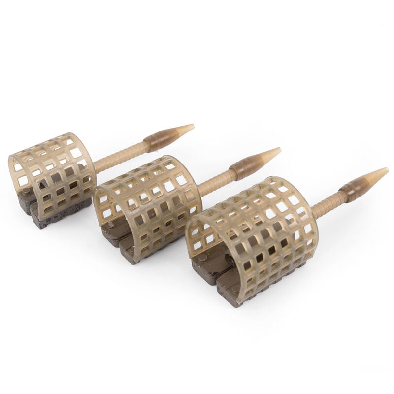 Cage feeder coup preston ics cage feeder large - Cages Feeder | Pacific Pêche