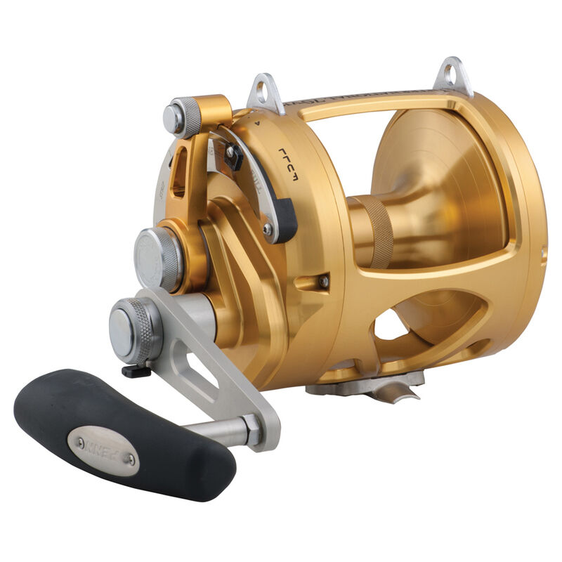 Moulinet traîne penn international 70 vi vs série gold - Tambour Tounant | Pacific Pêche