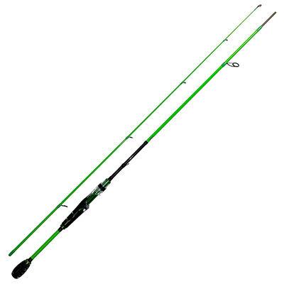 Canne lancer berkley lighting shock green 702l 2.13m 2-15g - Cannes Lancers/Spinning | Pacific Pêche