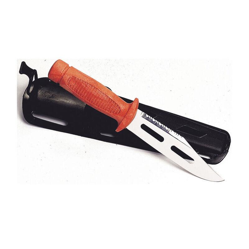 Couteau flottant crante plastimo 26cm - Sécurité | Pacific Pêche