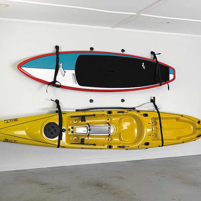 Receveur + fixations railblaza pour stockage murale (x2) - Aménagement Barque | Pacific Pêche