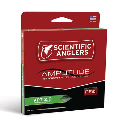 Soie scientific anglers amplitude smooth vpt 2.0 wf - Flottantes | Pacific Pêche