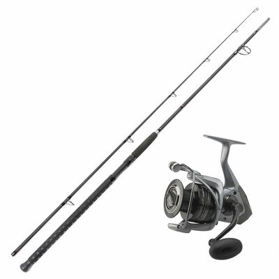 Combo silure au leurre tank heavy spin et moulinet tomcat 6000 - Packs | Pacific Pêche