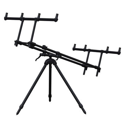 Rod pod prologic tri-lux pod 4 cannes - Rod Pod | Pacific Pêche
