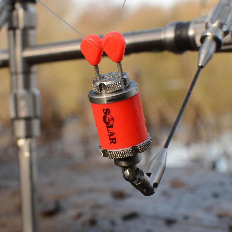Tête de hanger solar indicator head small (rouge) - Accessoires de balanciers   Pacific Pêche