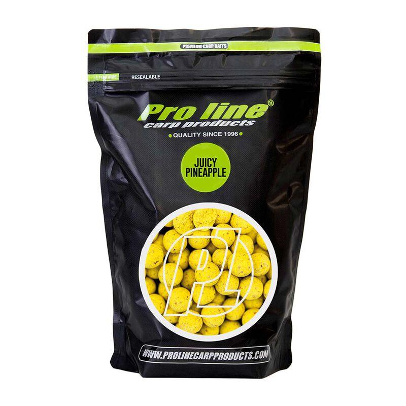 Bouillettes pro line juicy pineapple 1kg - PROLINE | Pacific Pêche
