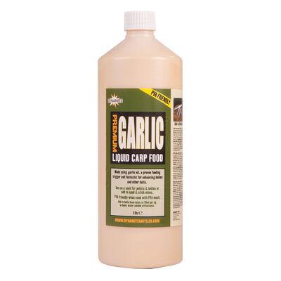Booster carpe dynamite baits garlic liquid carp food 1l - Boosters / dips | Pacific Pêche