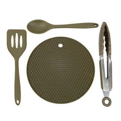 Ustensiles de cuisine trakker armolife silicone utensil set - Cuisine/Repas   Pacific Pêche