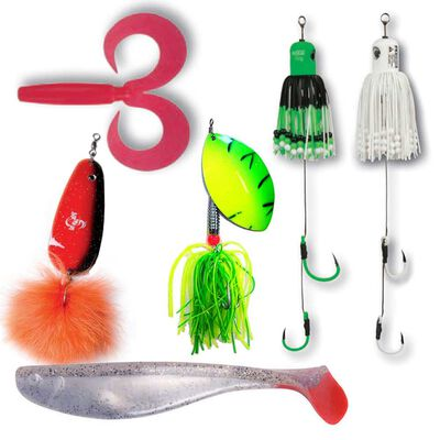 Pack silure pêche aux leurres - Ensembles | Pacific Pêche