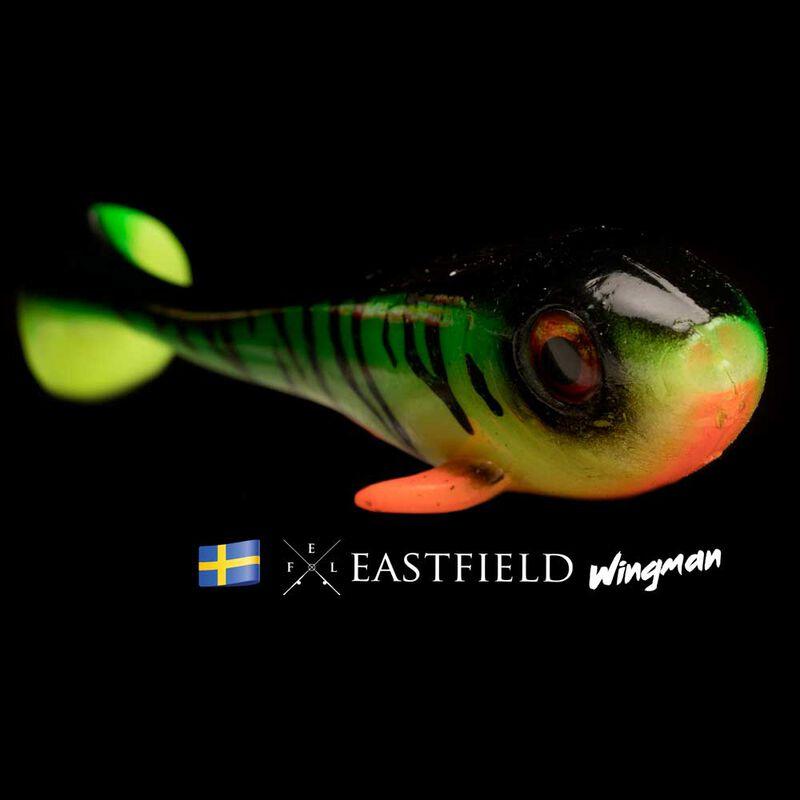 Leurre souple shad carnassier eastfield wingman 21cm 80g - Leurres shads | Pacific Pêche
