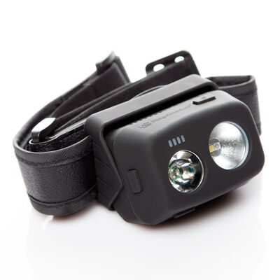 Lampe frontale ridge monkey vrh 300 head torch - Frontale | Pacific Pêche