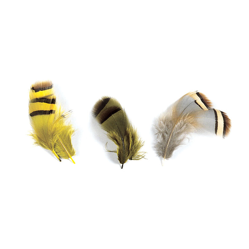 Fly tying plumes de perdrix rouge jmc - Plumes   Pacific Pêche