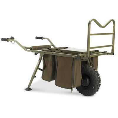 Chariot de transport carpe nash chariot trax metro power barrow - Chariots | Pacific Pêche