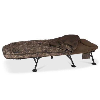 Bedchair nash mf60 indulgence 5 season ss3 mk2 - Bedchairs | Pacific Pêche