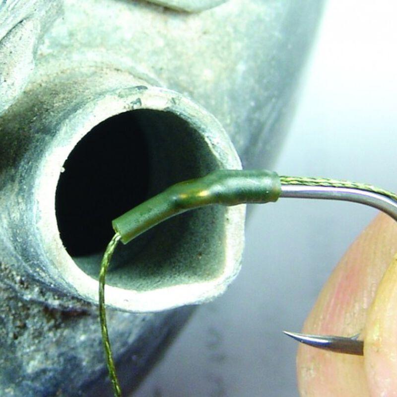 Gaine thermorétractable carpe korda safe zone shrink tube khaki - Thermo | Pacific Pêche