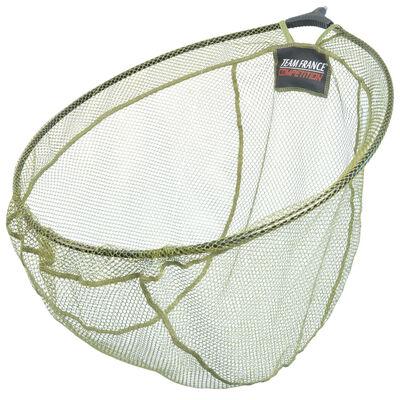 Tête d'épuisette coup team france pro feeder rubber 60x50cm - Têtes | Pacific Pêche