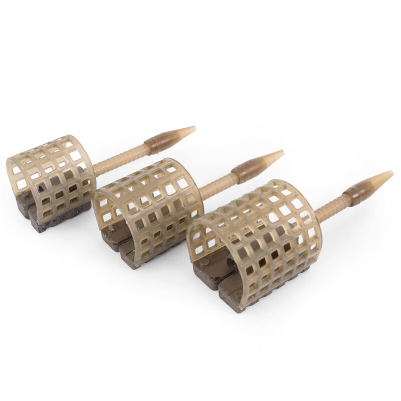 Cage feeder coup preston ics cage feeder small - Cages Feeder | Pacific Pêche