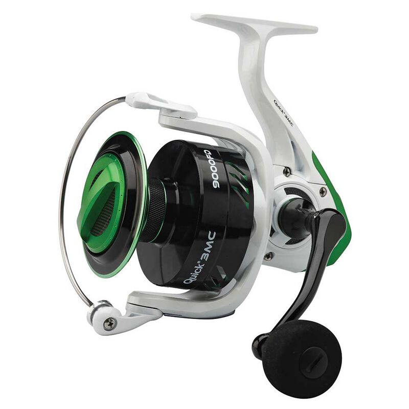 Moulinet silure dam quick 3 mc 9000 fd - Spinning   Pacific Pêche