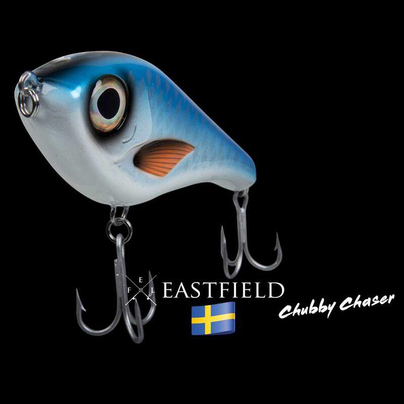 Leurre dur jerkbait carnassier eastfield chubby chaser 10cm 56g - Jerk Baits | Pacific Pêche