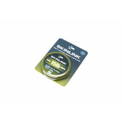 Tresse gainée nash skinlink semi-stiff weed - Tresse BDL | Pacific Pêche
