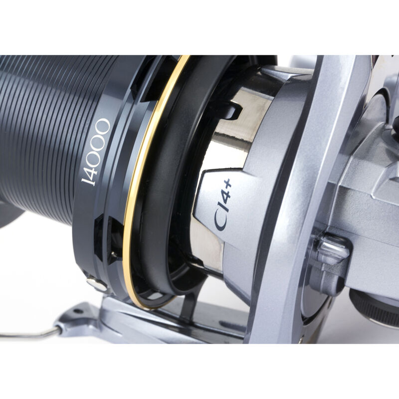 Moulinet shimano power aero 14000 xsb - Frein avant | Pacific Pêche