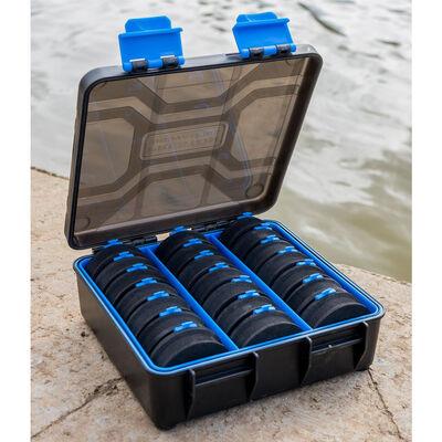 Boîte à bas de ligne coup preston revalution storage box - Boites | Pacific Pêche