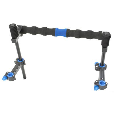 Barre repose-canne coup garbolino multigrip open luxe d25-d36 - Supports | Pacific Pêche