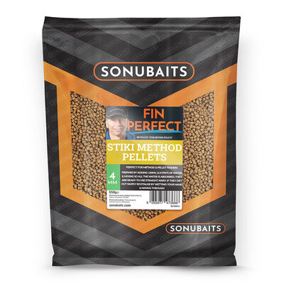 Micro pellets coup sonubaits fin perfect stiki method pellets 650g - Amorçage | Pacific Pêche