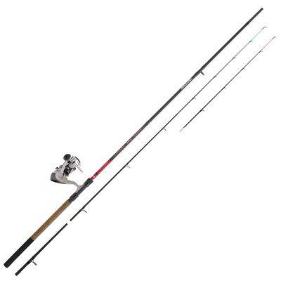 Ensemble feeder daiwa sweepfire 3.50m 10-40g + moulinet 2500 - Ensembles feeder | Pacific Pêche