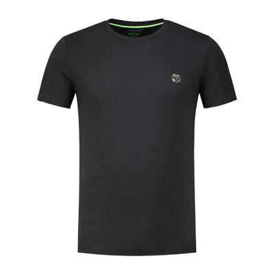 T-shirt korda camo tk tee black - Tee-shirts | Pacific Pêche