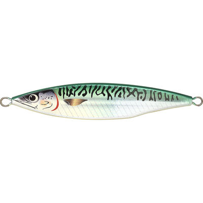 Leurre jig fish tornado real mackerel jig 60g - Leurres jigs | Pacific Pêche