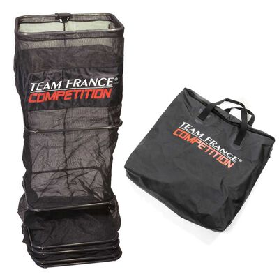 Bourriche big fish team france 3m + sac à bourriche eva - Packs | Pacific Pêche