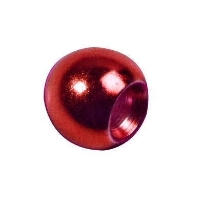Billes tungstène jmc métal rouge x25 (plusieurs tailles proposées) - Billes   Pacific Pêche