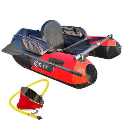 Float tube evok + rames - Floats Tube | Pacific Pêche