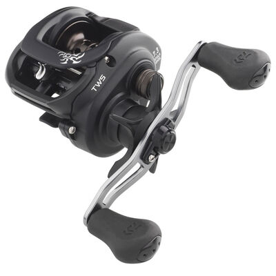 Moulinet casting droitier carnassier daiwa tatula 100 xsl - Moulinets casting | Pacific Pêche