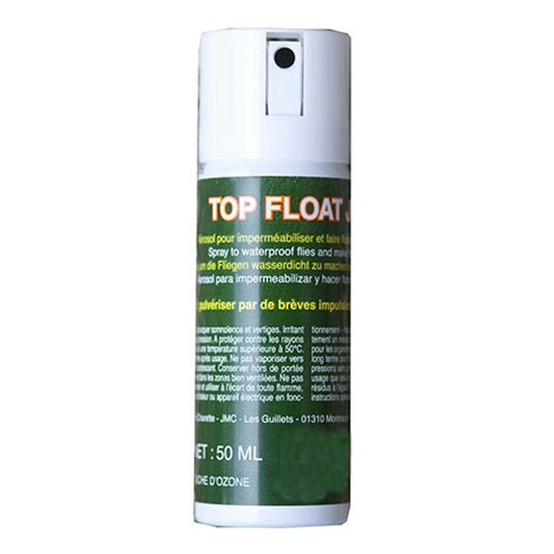 Accessoire du gilet mouche spray hydrophobe jmc top float - PDT Séchage et Hydrophobes | Pacific Pêche