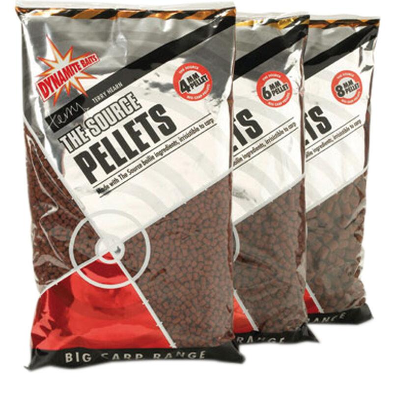 Pellets d'amorçages carpe dynamite baits source pellet - Amorçages   Pacific Pêche