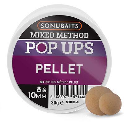 Mixe de bouillettes sonubaits method pellet - Eschage | Pacific Pêche