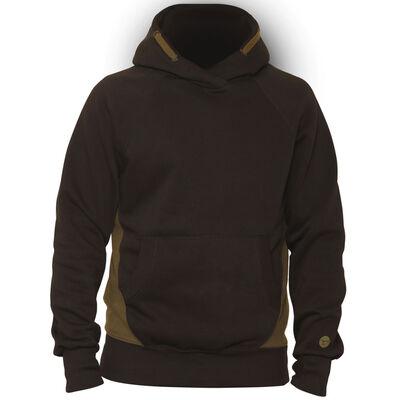 Sweat à capuche korda tk hoodie black - Sweats | Pacific Pêche