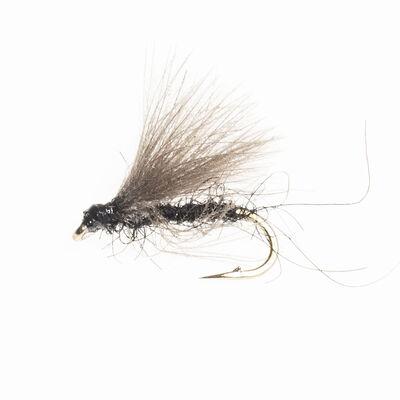 Mouche sèche voilier cdc noir h18 (x3) - Sèches | Pacific Pêche