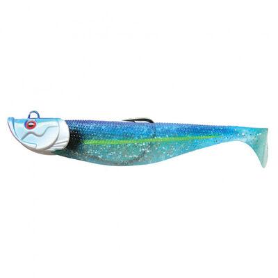 Leurre souple flashmer blue shad 12cm 40g - Leurres souples   Pacific Pêche